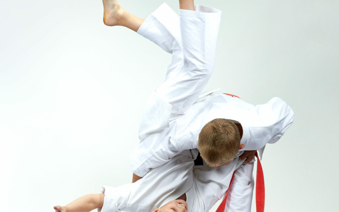 Safe Return To Judo – Join Our Outdoor Classes